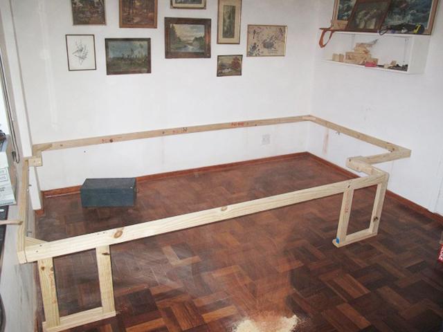 Zseniális! A félszobában csak egy ágy fért el. Nézd meg, milyen szuperül alakította át a lakója! (fotók)