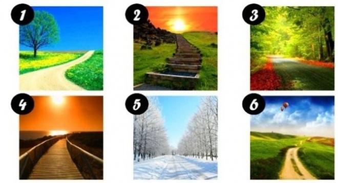 Te melyik utat választod? Elárulja, mi az, ami igazán fontos Neked!