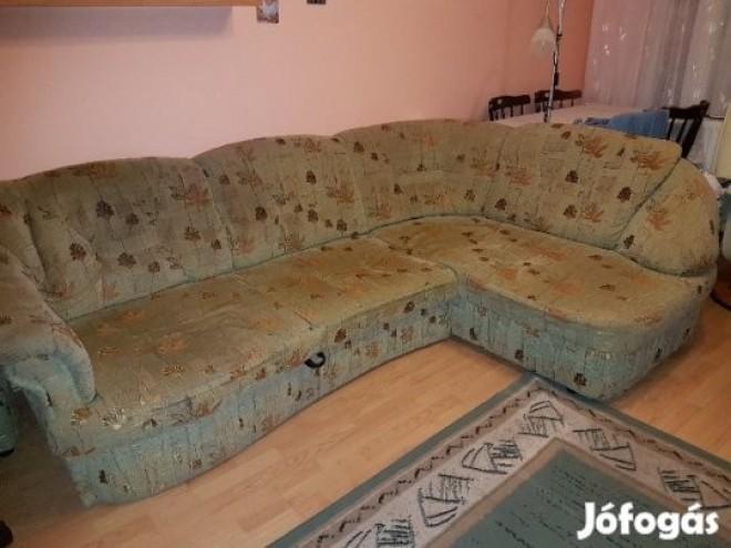 Ingyen elvihető sarok ülőgarnitúra és még több tucat bútor
