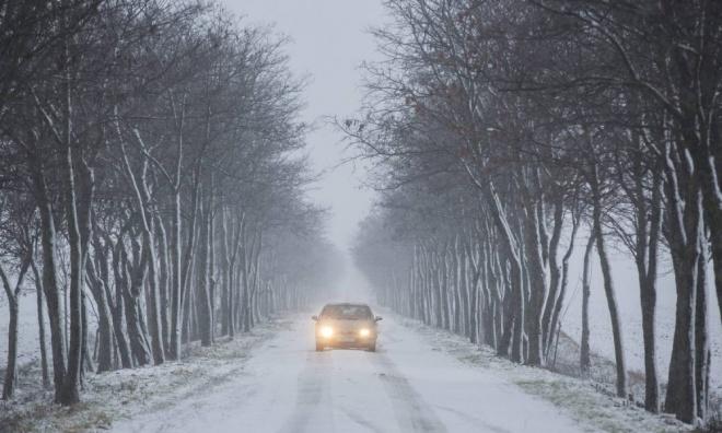Újabb riasztás! A nagy hideg után érkezik a hó is, térképen mutatjuk hol mennyi fog esni