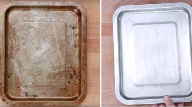 A pékmester elárulta a titkot! Így tudod egyszerűen megtisztítani a foltos sütőedényeket és sütődet