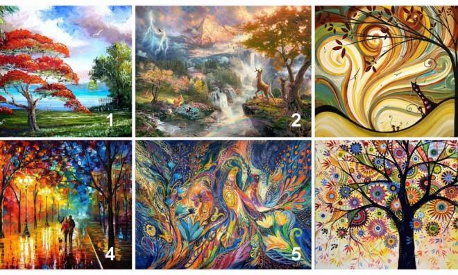Válassz egy képet és tudd meg milyen idős a lelked! - Írd meg hozzászólásban melyiket választottad!