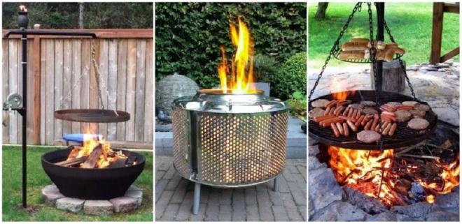 A legfantasztikusabb ötletek, hogy kialakíts egy káprázatos grillezőhelyet!