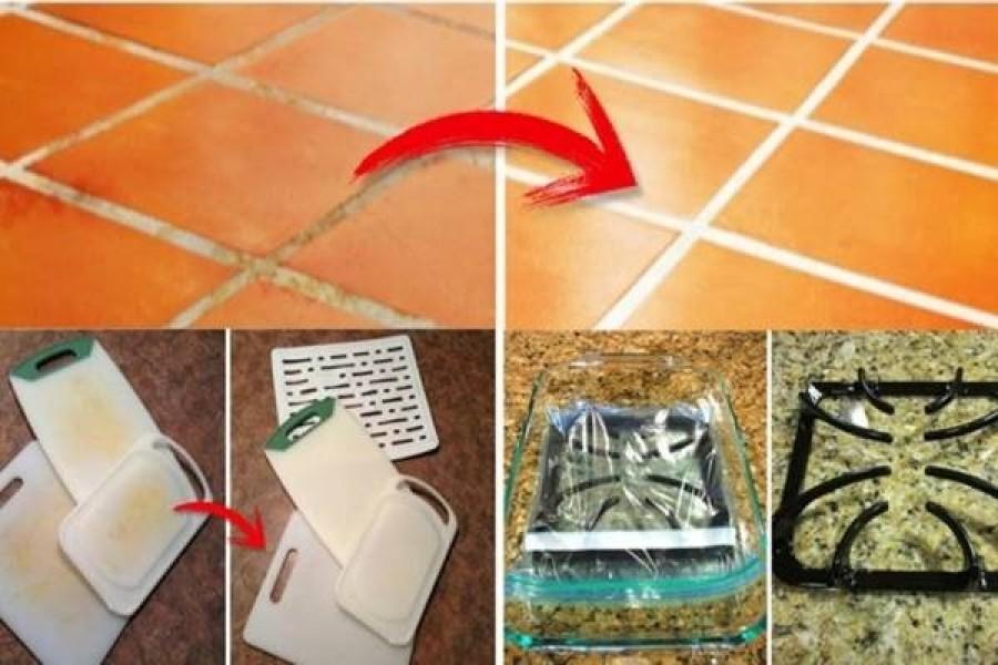 8 hatékony takarítási trükk, amit sok háziasszony szeretne tudni!