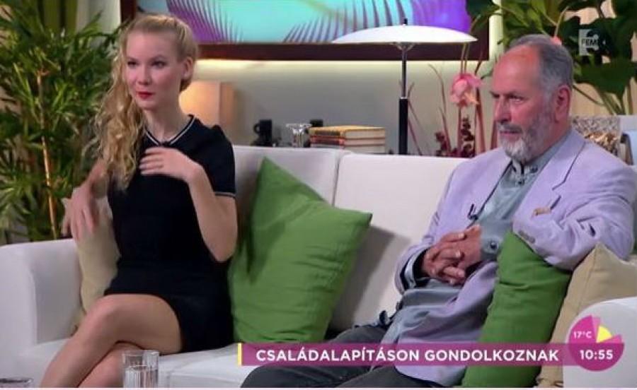 Nagykorú lett a 69 éves Benkő Dániel barátnője, már EZT TERVEZI! - BENKŐ HALÁLOSAN ÖSSZEVESZETT VELE!