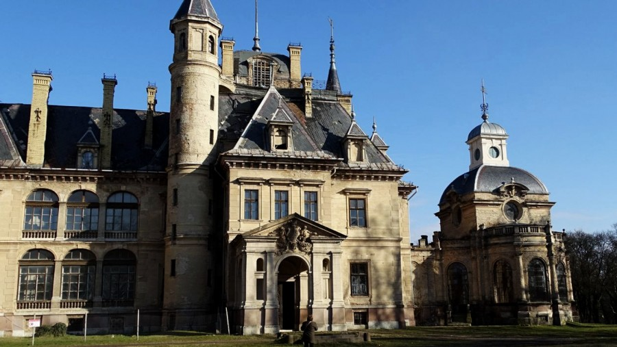 Magyarország legszebb elhagyatott kastélya: kívül-belül mutatjuk a kísérteties helyet