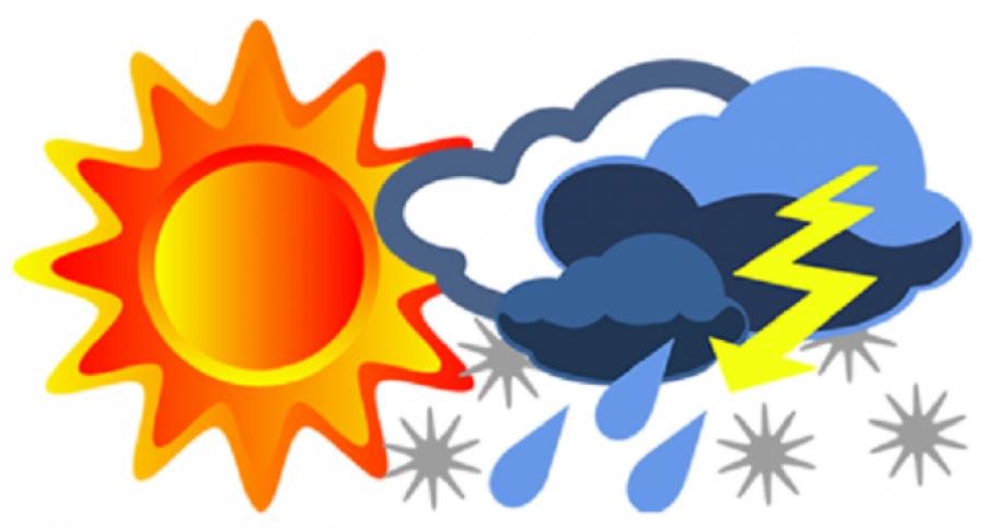 Ilyen lesz a hétvégén az időjárás ! Nem fogsz örülni ha ezt elolvasod!