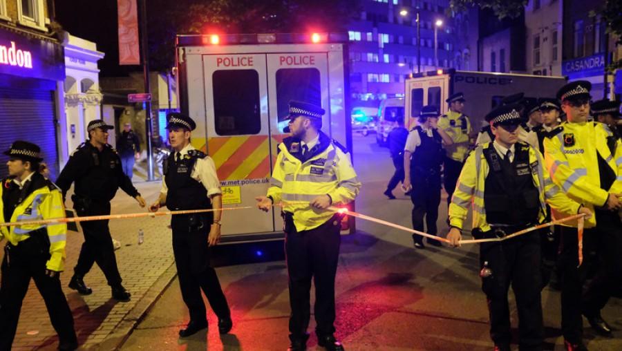 Az imáról hazafelé tartók közé hajtott a londoni támadó miközben azt ordította: