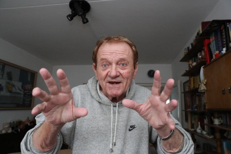 Elképesztő: teljesen padlóra került a népszerű magyar színész!