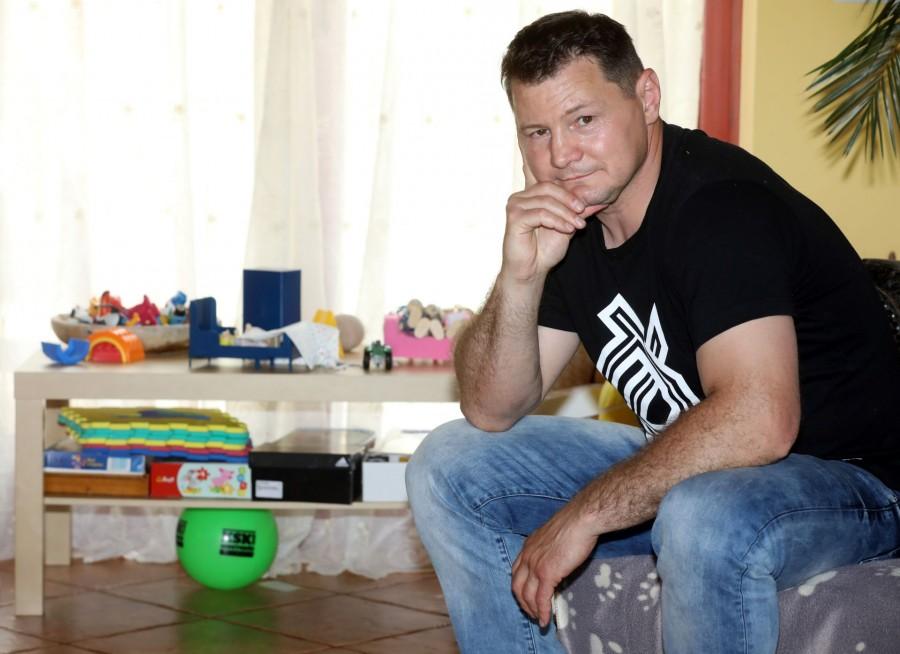 Erdei Zsolt beszélt koraszülött kisfiáról: újabb információkat árult el!