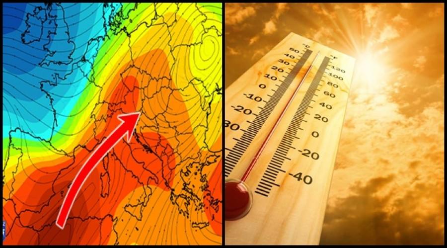 Pusztító hőség: jövő héten tényleg 43 fok lesz! A meterologusok kérik a megosztását, hogy mindenki felkészüljön!