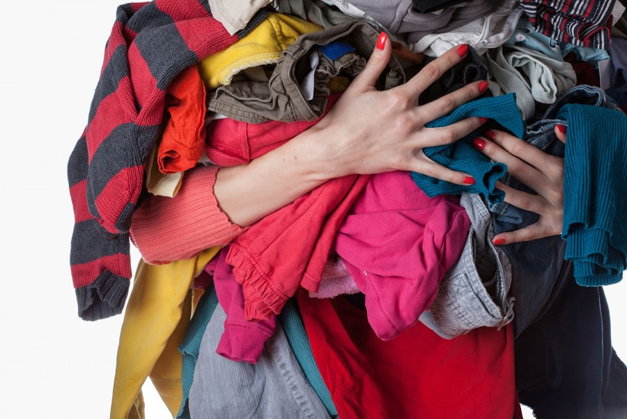 Az asszony régóta pakolászta ide-oda a ruháit, de sajnálta kidobni őket - aztán jött a kreatív szikra...