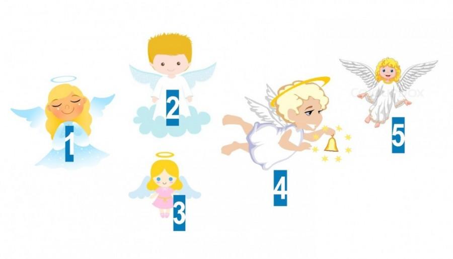 Válassz egy Angyalkát a képen láthatóak közül és tudd meg milyen csoda vár rád a héten!