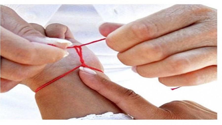 Ezért tegyél vörös fonalat a bal csuklódra! Ez a 7 titkos csomó mindentől megvéd!