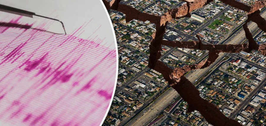 Aggasztó hír érkezett - Brutális földrengés rombolhatja le majdnem fél Európát november 19-én!