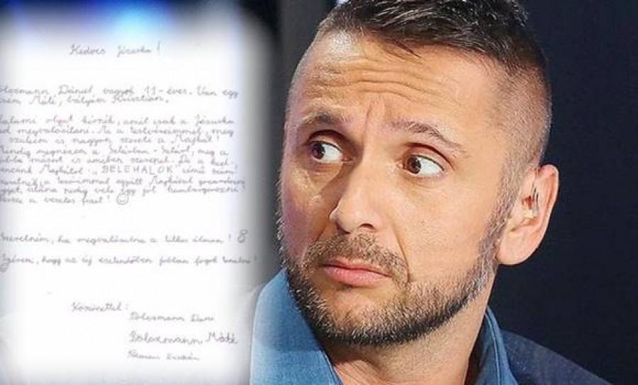 Majka válaszolt egy 11 éves kisfiú szívhez szóló levelére!