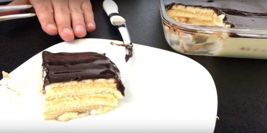 Isteni sütés nélkül elkészíthető desszert! Gyorsan kész van, és elképesztően finom!