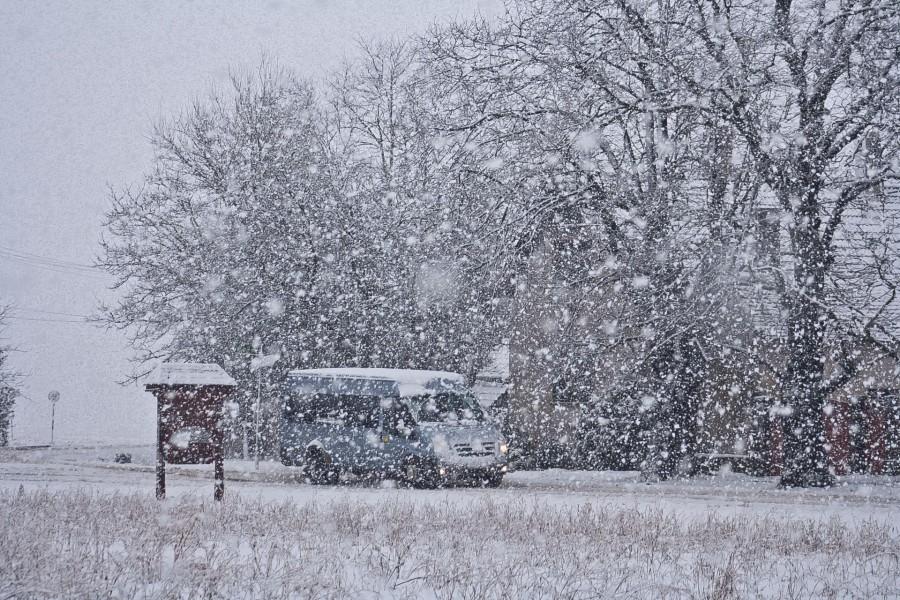 Friss: kiderült melyik nap jön a hó! Megjön az idei ősz első havazása! Mutatjuk melyik részeken lehetnek fehérek az utcák