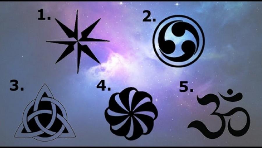 Válaszd ki a legszimpatikusabbat az ősi szimbólumok közül és ismerd meg a legmélyebb önmagad