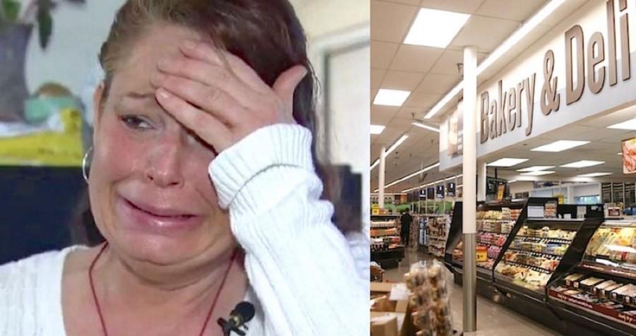 A rendőrség rajtakapja az ételt lopó anyukát – mikor meglátják 3 gyerekét ezt teszik