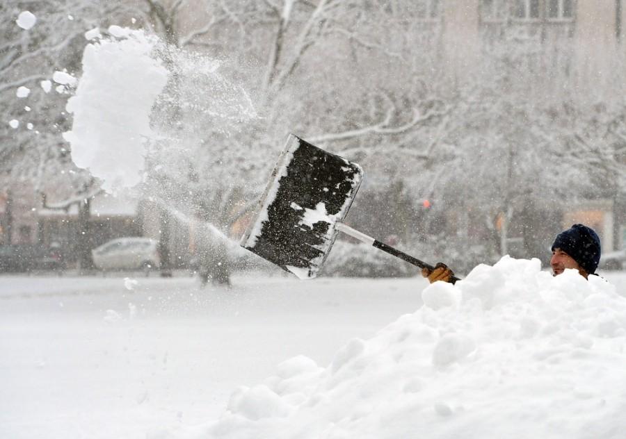 Jön a havazás szerdán! Sok helyen ébredhetünk fehér reggelre! Itt borul majd fehérbe a táj!