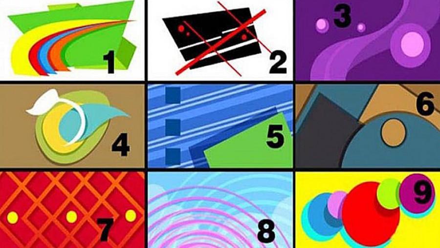 Válassz egyet a képen látható ábrák közül, és döbbenetes dolgokat tudhatsz meg magadról!