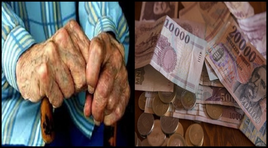 Íme a pontos számok: kiderült mennyivel emelkednek a nyugdíjak januártól