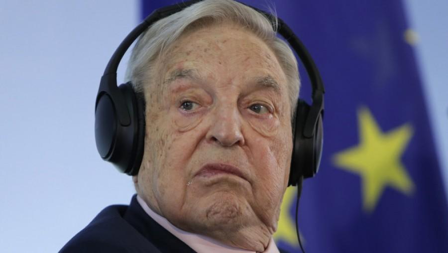 Nekiment Soros György az Orbán-kormánynak