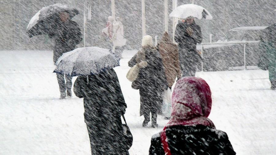 Érkezik a havazás! Íme, itt fog esni a hó!