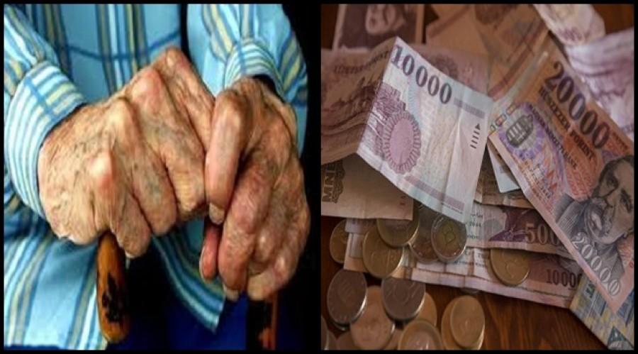 Kiderült: Ennyivel emelkednek jövőre a nyugdíjak!