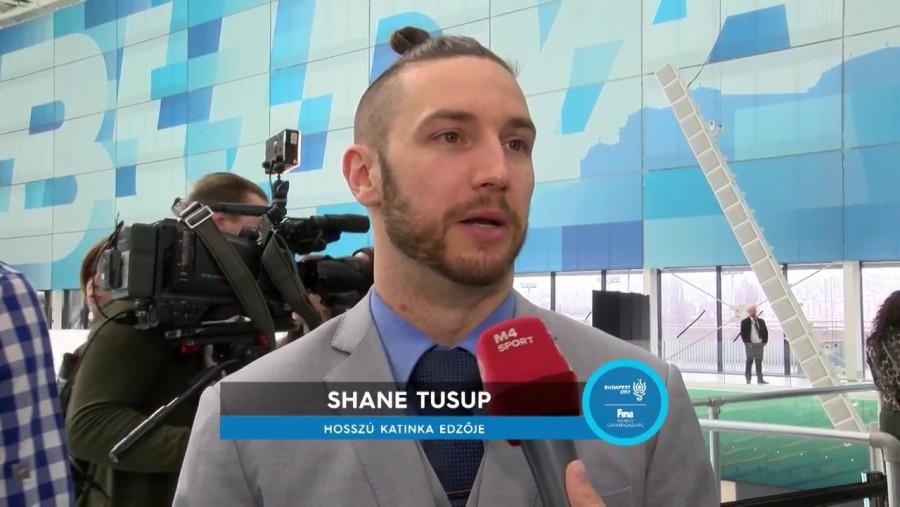 Itt a válasz Shane Tusuptól a napok óta zajló találgatásokra Hosszú Katinkával kapcsolatban