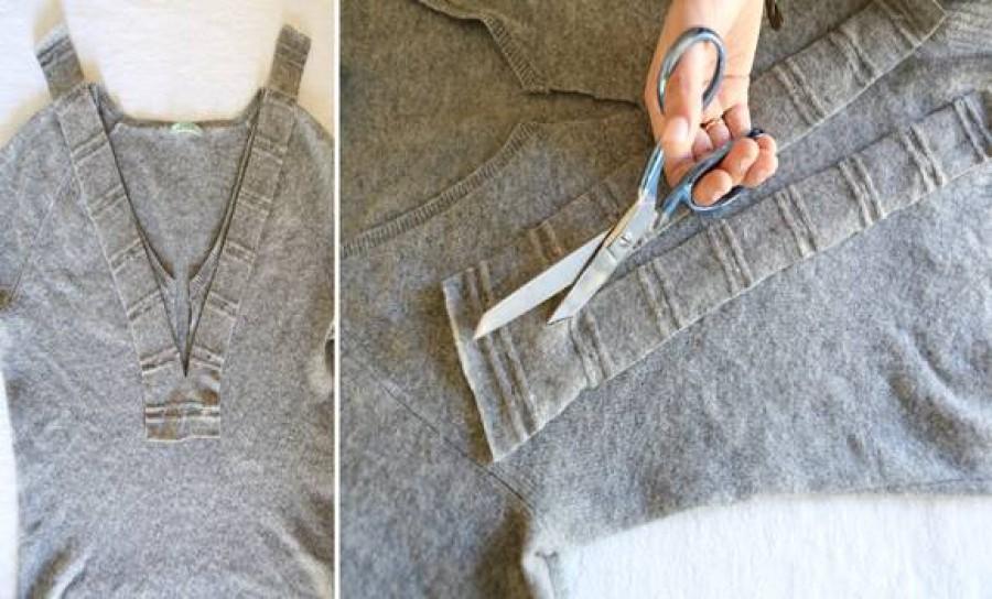 Tíz hihetetlenül jó ötlet: így veheted hasznát a régi kötött pulcsijaidnak