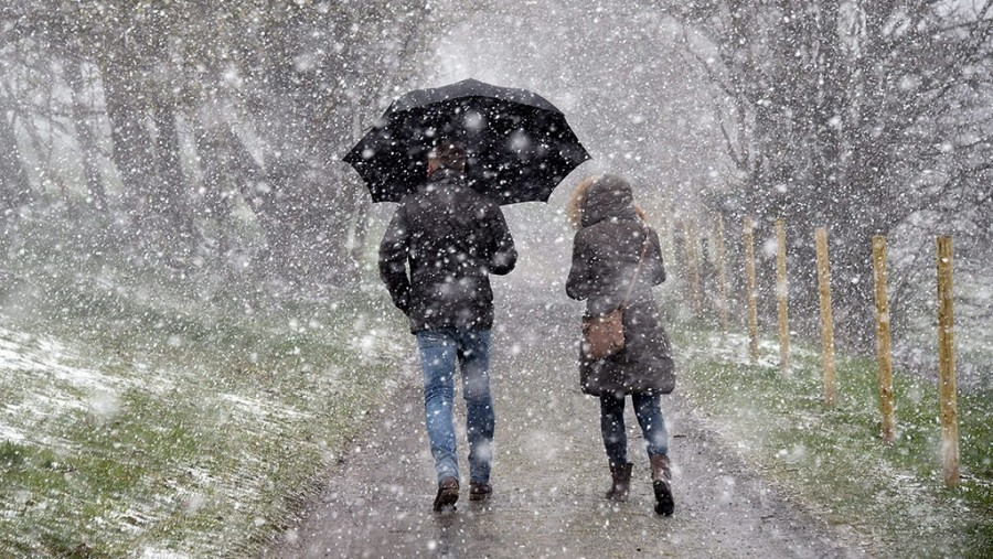 Friss: havazással érkezik a hideg, a következő napokban zord időnk lesz