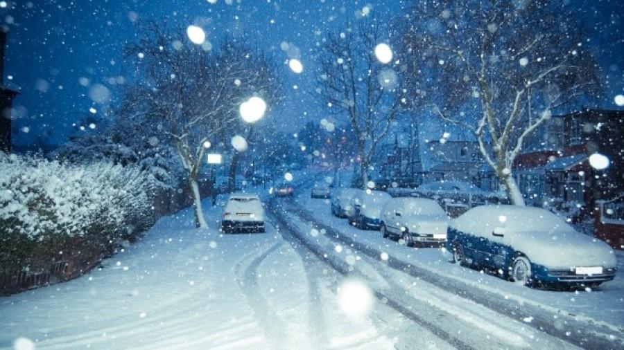 Friss: Most érkezett! Itt fog havazni ma este - Itt biztos hogy hajnalban friss hóra ébredsz!