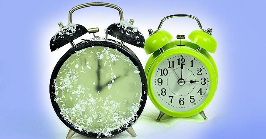 Ennél téliesebb nem is lehetne az idő, viszont már ennyire közel van a nyári időszámítás. Ekkor kell az órát átállítani!