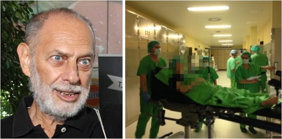 Most érkezett: Végig ébren volt Boros Lajos a műtéte alatt! Ezeket mondta az operációja közben az orvosnak!