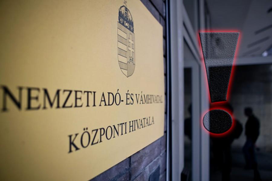 Figyelem: hivatalos leveleket küldenek ki a magyaroknak a NAV nevében! Amennyiben ez áll a levélben, akkor NEM A NAVTÓL érkezett!!