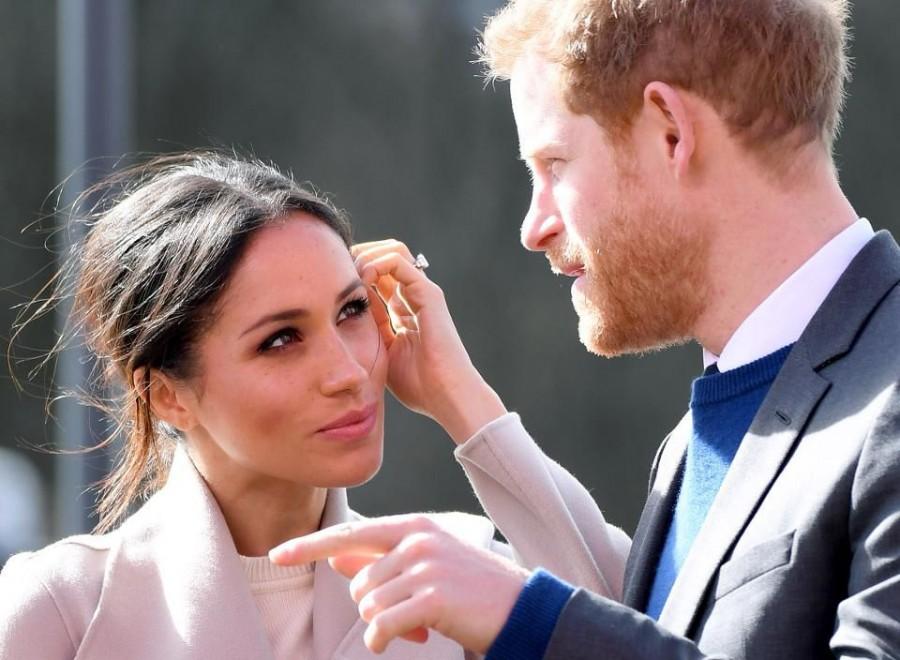Komoly rágalmazás érte Harryt és Meghant az esküvő előtt