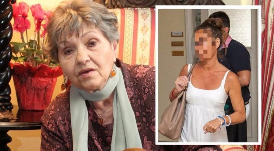 Nem kegyelmez: Pécsi Ildikó kilakoltatja volt menyét és unokáját