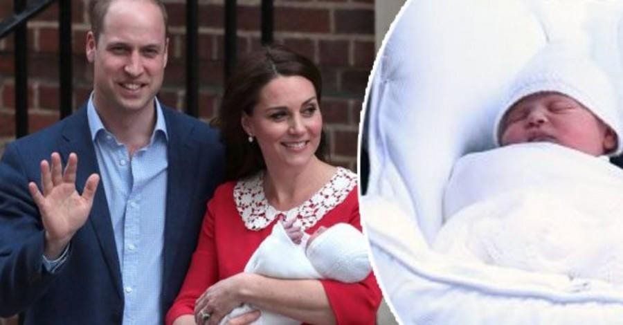 Elkészültek a legkisebb herceg első hivatalos fotói! - Szem nem marad szárazon olyan édesek
