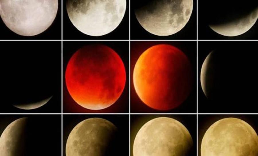 Vörös Hold 2018 júliusában – Az évszázad leghosszabb holdfogyatkozása következik