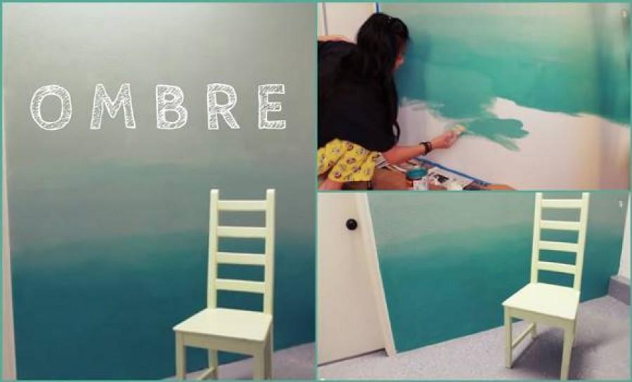 Ombre fal az új trend: így csináld lépésről-lépésre, ha egyedi otthonra vágysz! (videó)