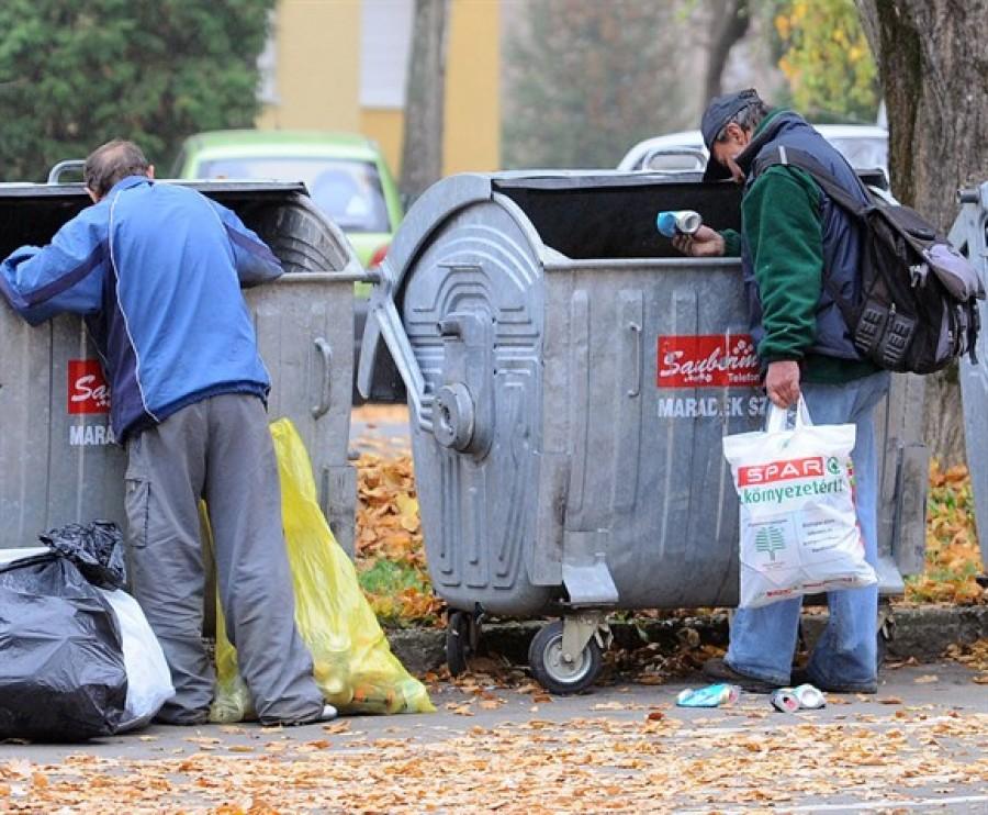 Reggel egy hajléktalan férfi ébresztett minket a kaputelefonon. Életre szóló leckét kaptunk a sorstól!
