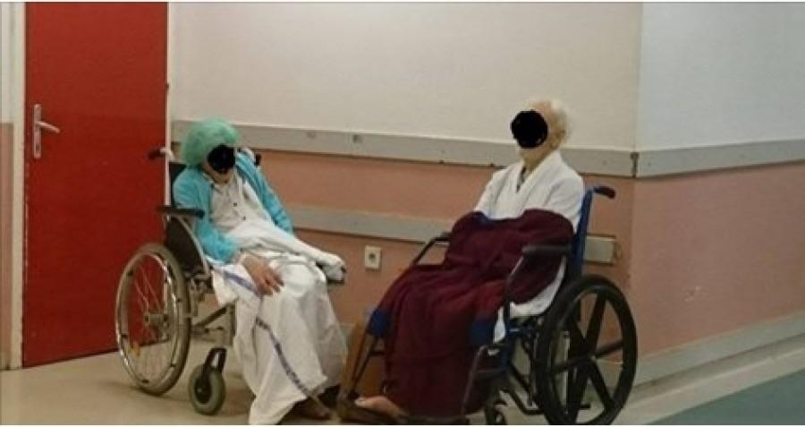 24 órát várakozott a két nyugdíjas néni hogy végre ellássák őket. Hát hol élünk?!