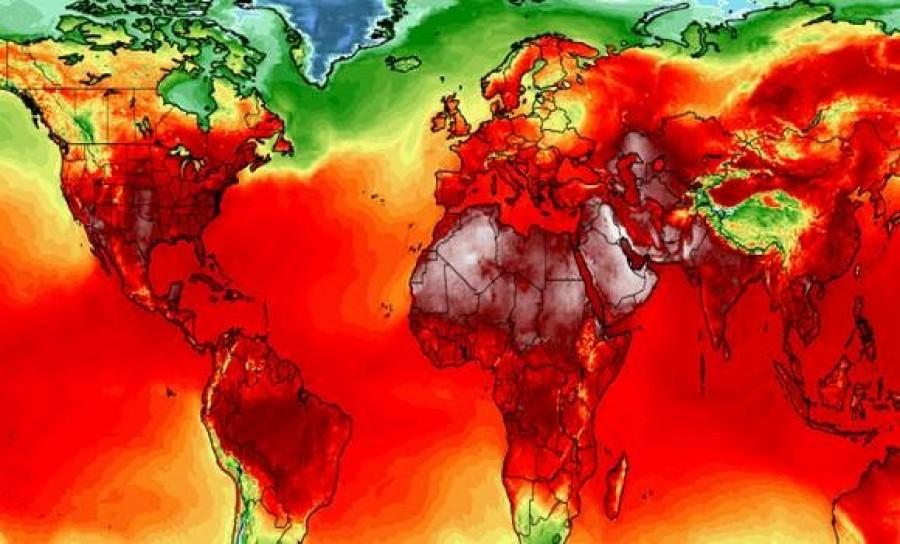 Komoly veszélyre figyelmeztetnek: Sokkal erősebb hőhullám jön mint eddig! Akár 40 fok is lehet a következő hetekben!