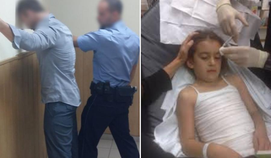 Hihetetlen: N. Ferenc miután lefektette 10 éves kislányát, italozgatásba kezdett, aztán szörnyű dolgokat művelt gyermekével amit még a mobiljára is felvett