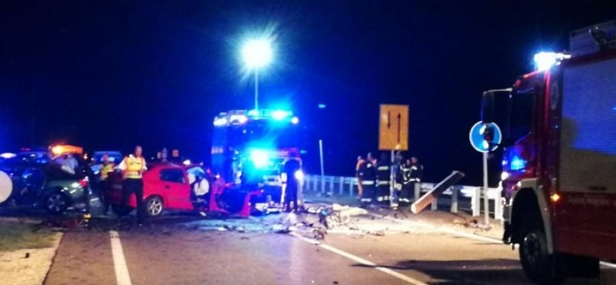 Borzalmas tragédia: Több autó ütközött, hárman életüket vesztették a 4-es fő úton