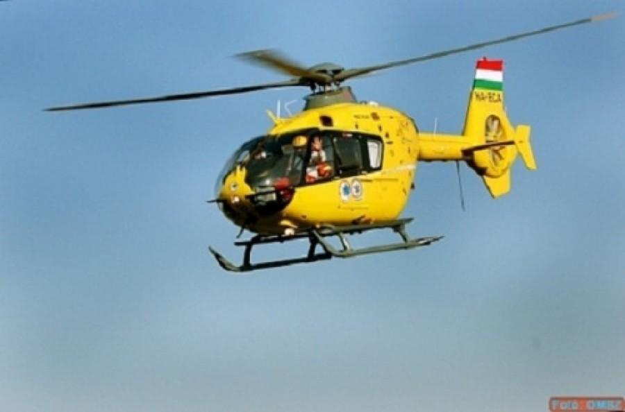 Most kaptuk a hírt: mentőhelikoptert riasztottak, borzalmas baleset történt Galgahévízen