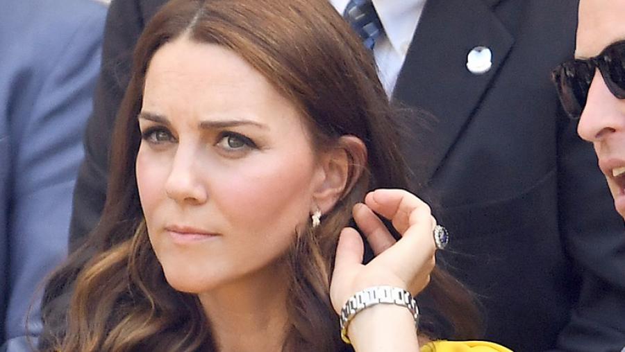 Kiderült: ezért tilos a körmét lakkoznia Katalin hercegnének!